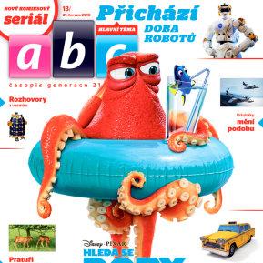 Časopis ABC, Czech News Center